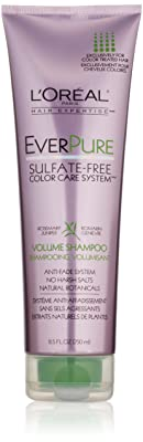 L'OREAL PARIS EVERPURE VOLUME SHAMPOO