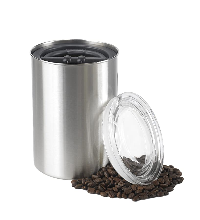 Coffee Storage Canister via Amazon