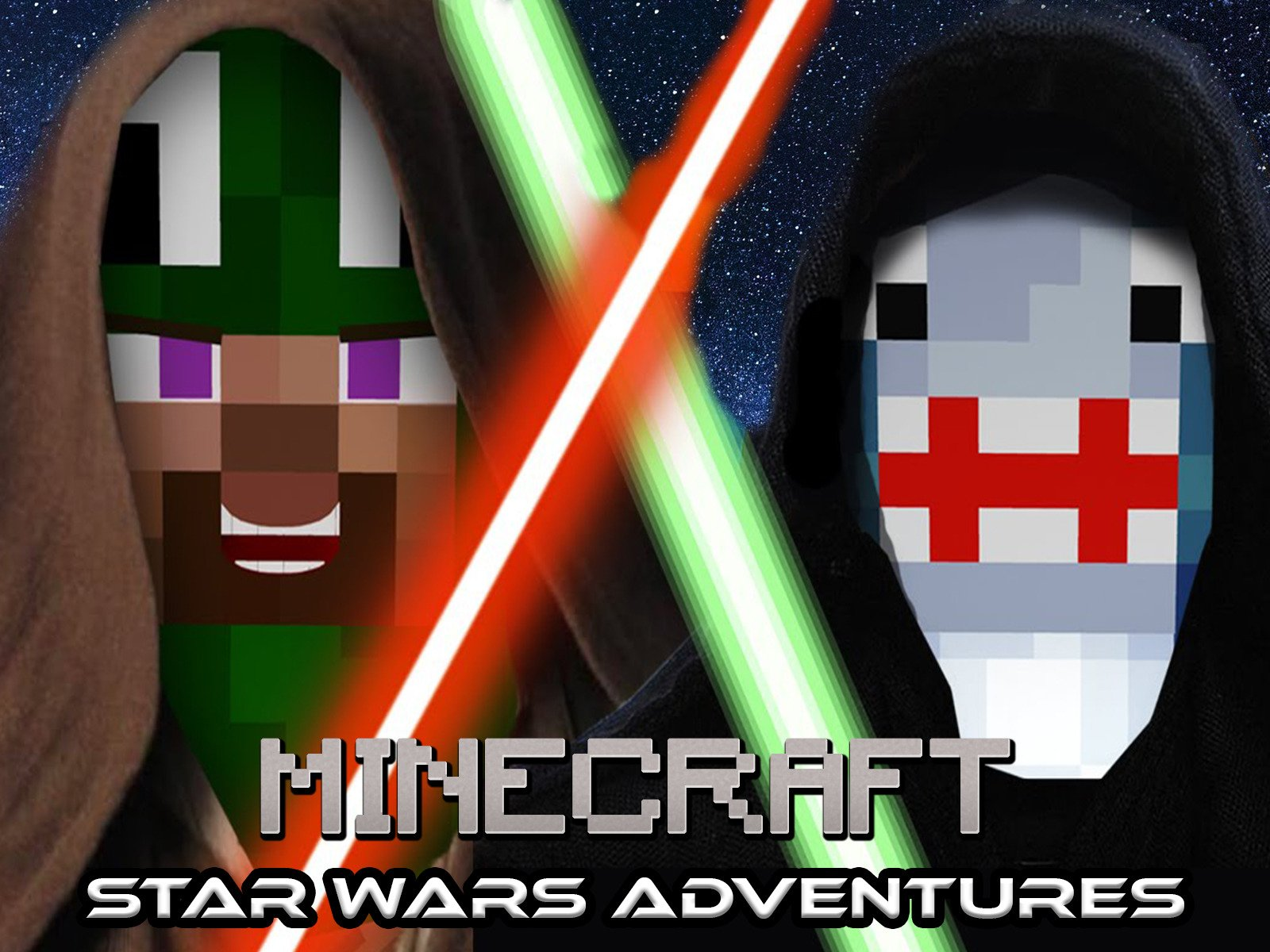 Clip: Adventure Wars in Minecraft - Season 1
