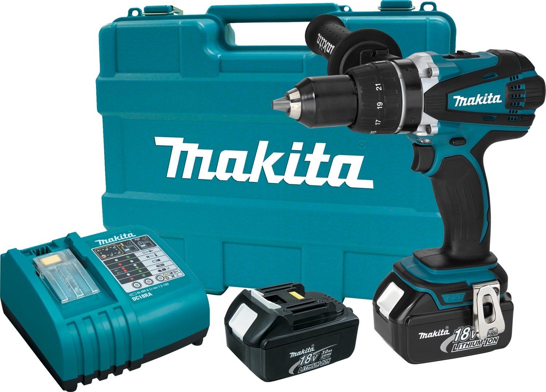 MAKITA XPHO12 18V LXT (A Superb Cordless Drill)