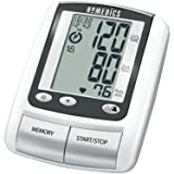 HoMedics BPA-060 Digital Automatic Blood Pressure Monitor (Tamaño: medium)