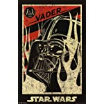 Star Wars Darth Vader Propaganda Movie Poster 22 x 34in