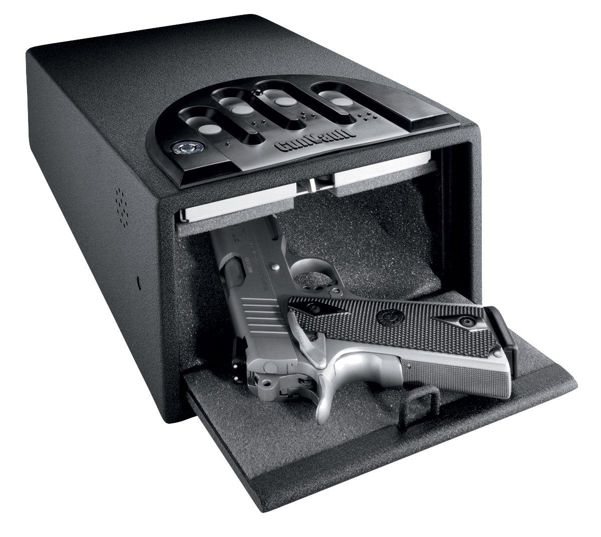 Gunvault GV1000S Mini Vault Standard Gun Safe at Sears.com
