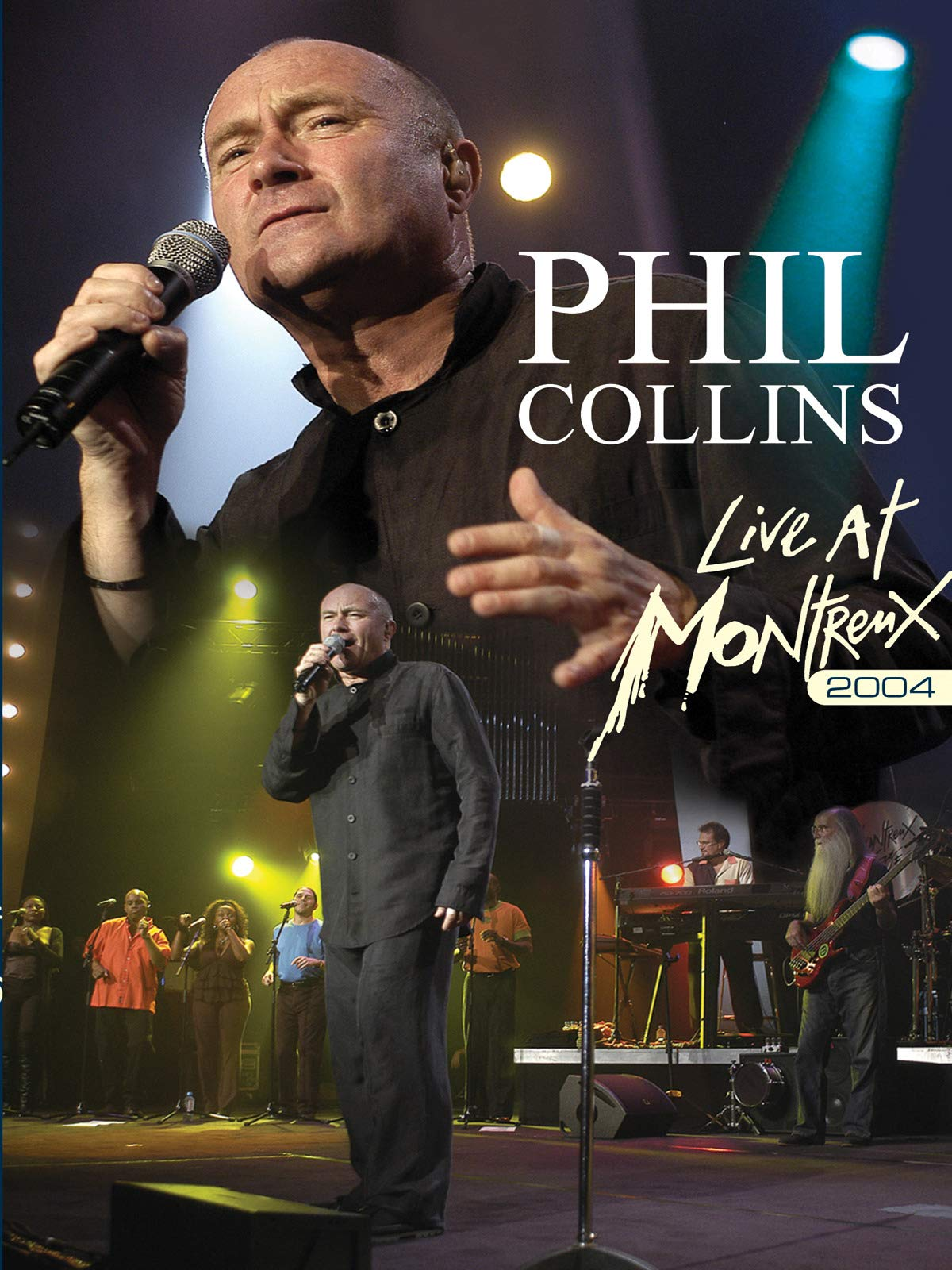 Phil Collins - Live At Montreux 2004 on Amazon Prime Video UK