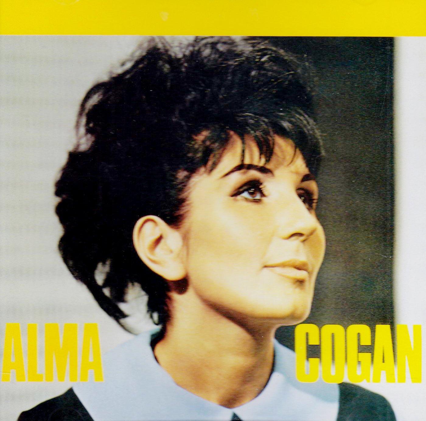 Alma Cogan Alma Cogan by Alma Cogan Amazoncouk Music