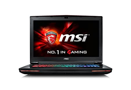 17 Zoll Gaming Notebook