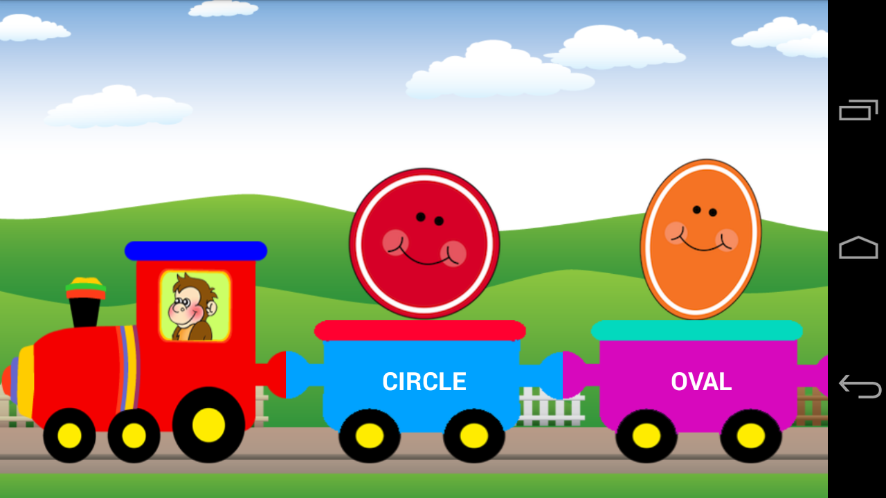 Kids Games To Learn Shapes