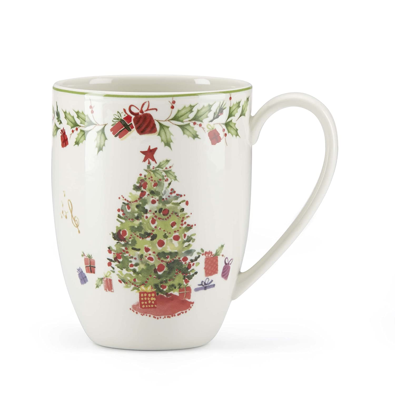 Spode Christmas Tree Coasters