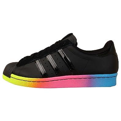 Adidas Superstar Alte Rosse