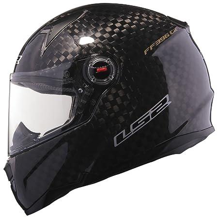 LS2 FF396.60 CR1 1 M Mono Casque moto en fibre de carbone