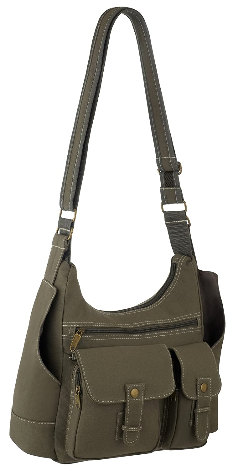 New York Cross Body Messenger Canvas Shoulder Bag 68