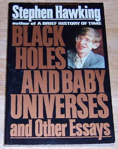 stephen hawking black holes and baby universes pdf