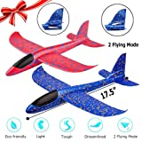 2 Pack Airplane Toy, 17.5