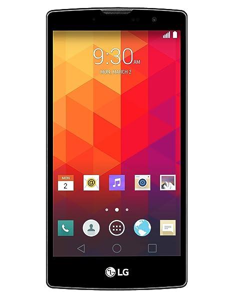 LG Magna Smartphone débloqué (Ecran: 5 pouces) Blanc (import Italie)