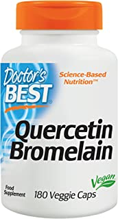 Top Quercetin and Immune System Supplements 18
