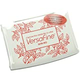 Tsukineko Full-Size VersaFine Instant Dry Pigment Ink, Satin Red (Color: Satin Red)
