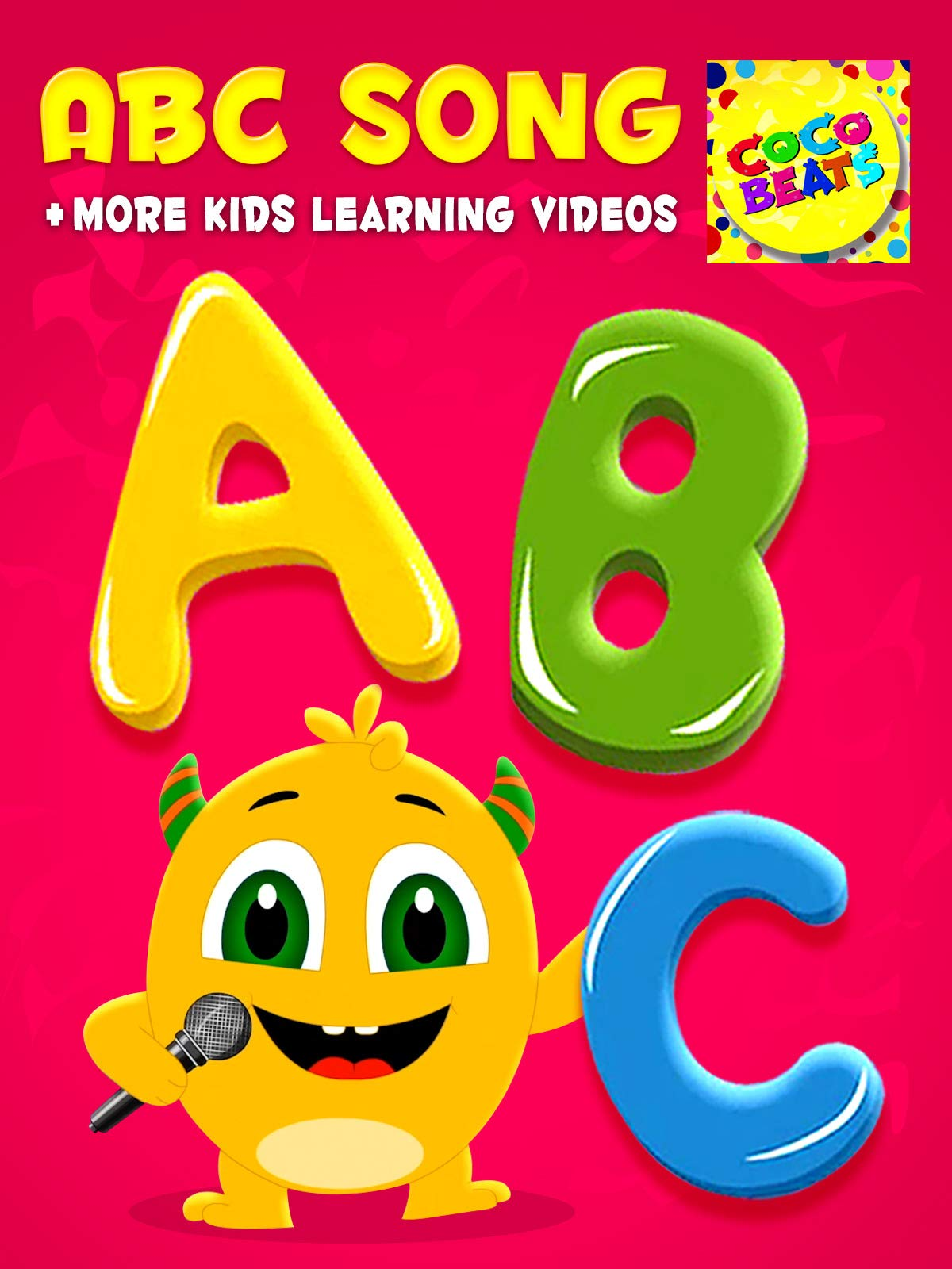 ABC Song + More kids Learning Videos - Coco Beats
