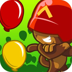 Bloons TD Battles by Ninja Kiwi