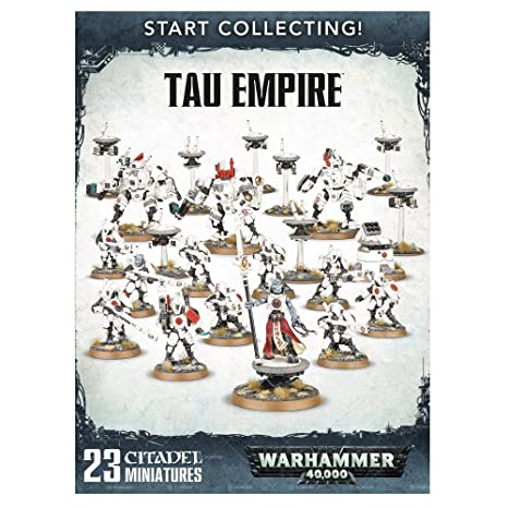 Start Collecting! Tau Empire 70-56 - Warhammer 40,000