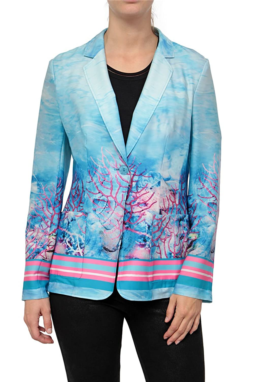 Basler Damen Blazer BAHAMAS, Farbe: Hellblau günstig bestellen