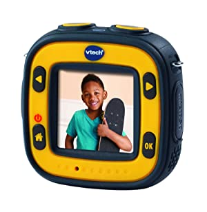 VTech Kidizoom Action Cam, Yellow (Color: Yellow/Black)