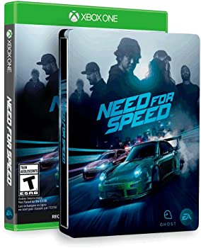 Need for Speed Steelbook Edition