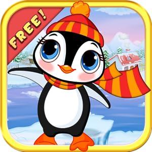 Tiny Penguin Run FREE - Addictive Animal Running Game