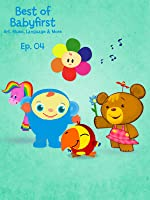 Best of BabyFirst Art Music Language And More Episode 4