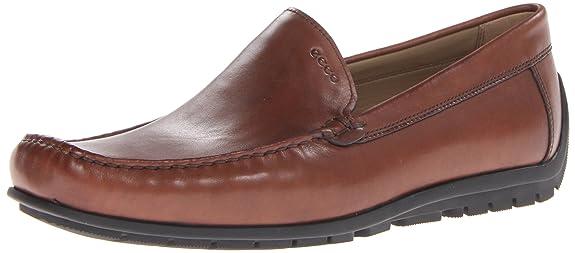 Ecco 爱步 Soft Loafer 舒适皮鞋,$65.58(使用鞋类八折优惠劵,到手价格约¥478,天猫商城约¥1599)