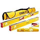 Stabila 96M Magnetic Level Set Kit - 48