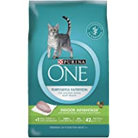 Purina ONE Indoor Advantage Adult Premium Cat Food
