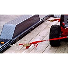 "Hi-Lift Jack BXR93B 93"" Black Anodized Slide-N-Lock Tie-Down System"