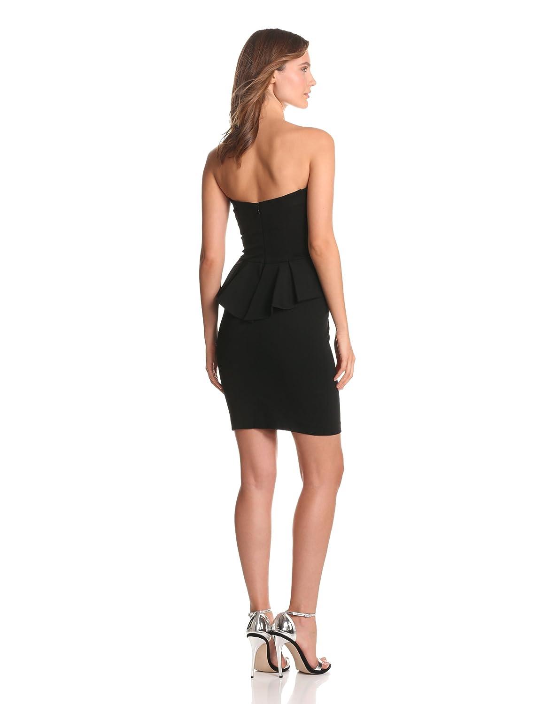 Murano Peplum Dress