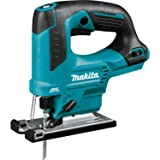 Makita VJ06Z 12V max CXT Lithium-Ion Brushless Cordless Top Handle Jig Saw, Tool Only