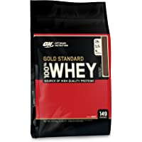 2-Pack Optimum Nutrition 10 Lbs 100% Whey Protein