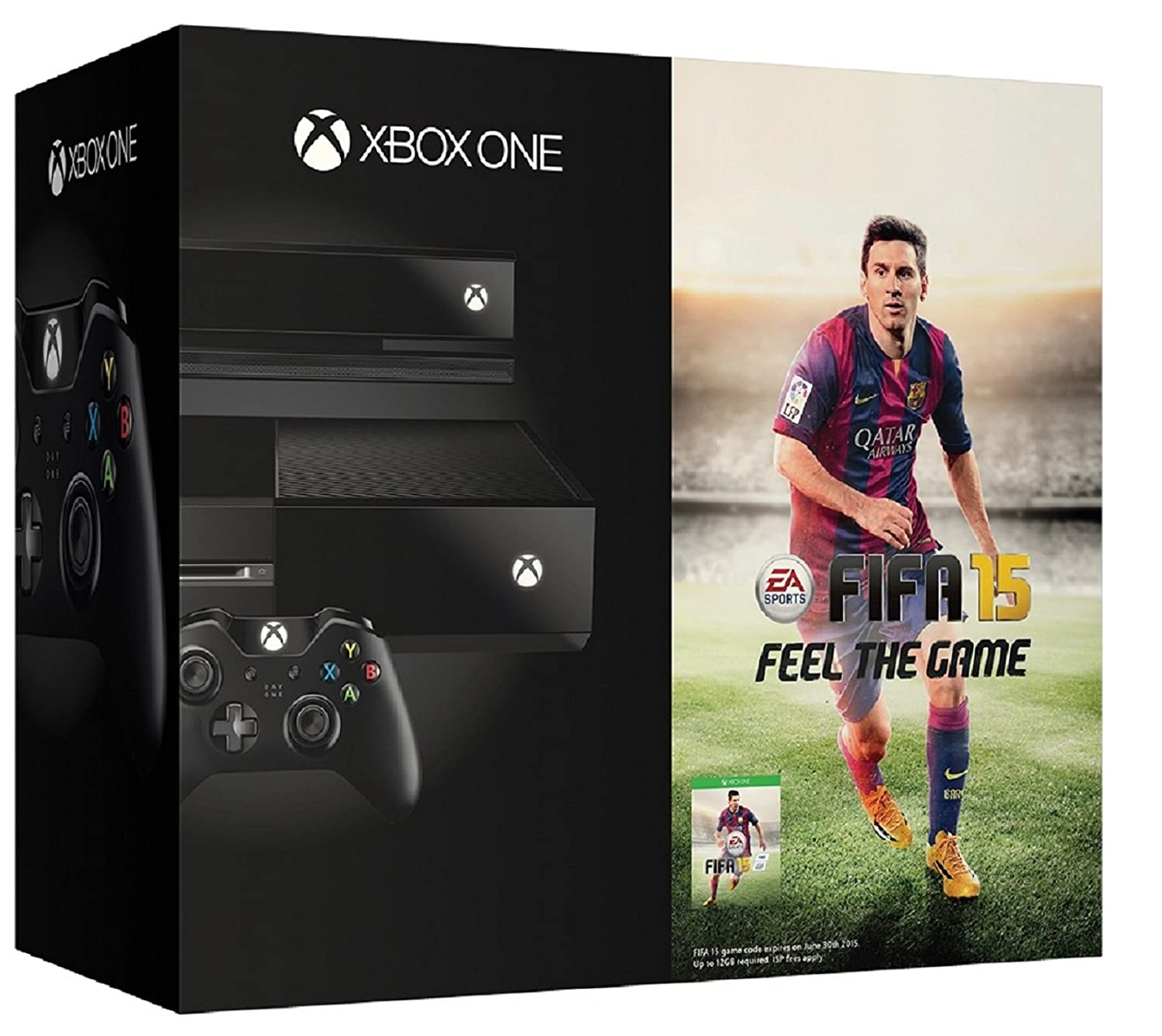 Amazon Exclusive - Pre order now Xbox One Console with Kinect
