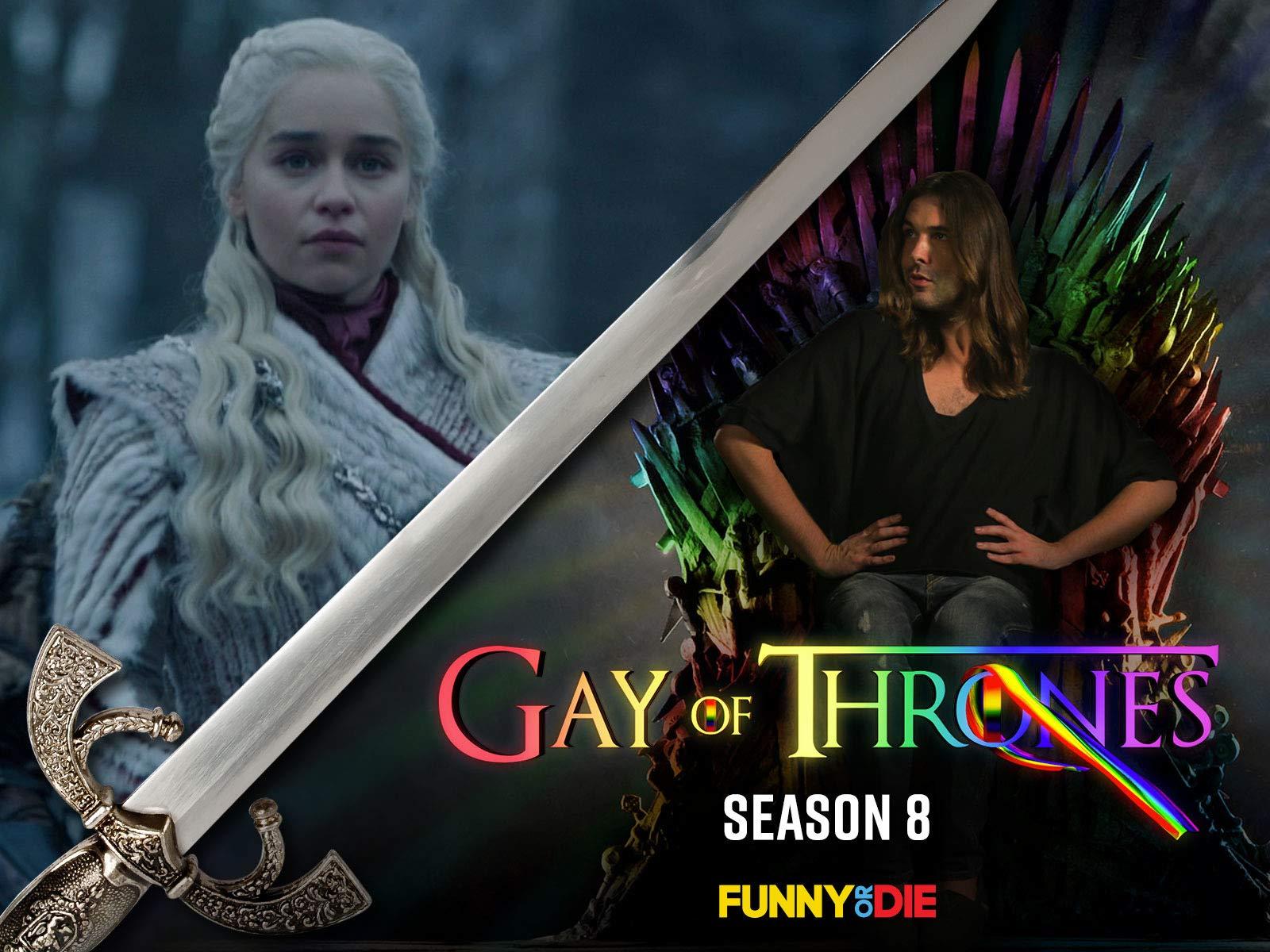 Gay Of Thrones on Amazon Prime Video UK