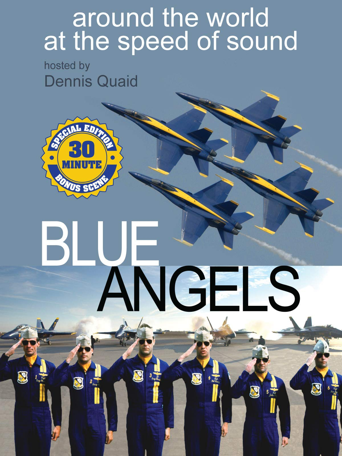 Blue Angels: Around the World at the Speed of Sound - Special Edition on Amazon Prime Video UK