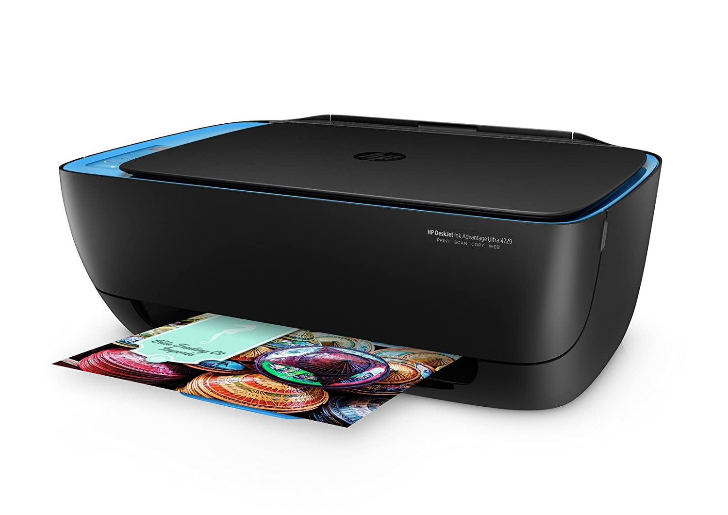 Color printing cost per page in india - Amazon In Buy Hp Deskjet Ink Advantage Ultra 4729 All In One Printer F5s66a Online At Low Prices In India Hp Reviews Ratings