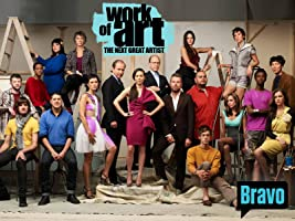 Work of Art: The Next Great Artist Season 1