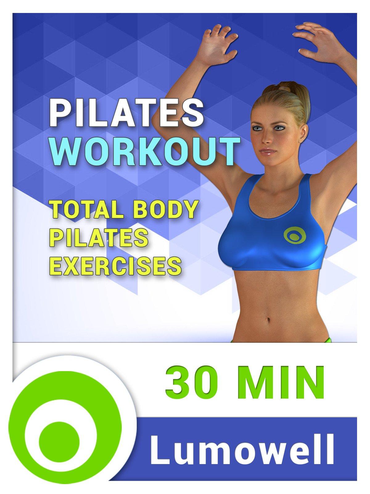 Pilates Workout 30 Minutes