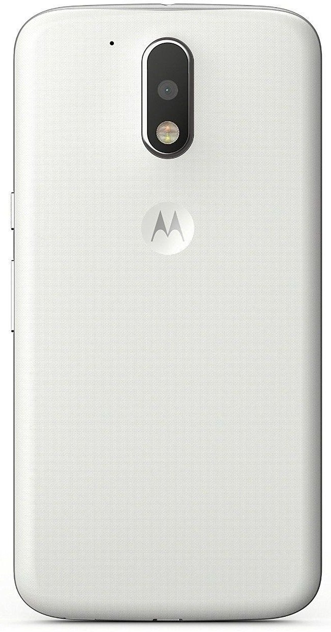 Moto G, 4th Gen (16 GB, White)