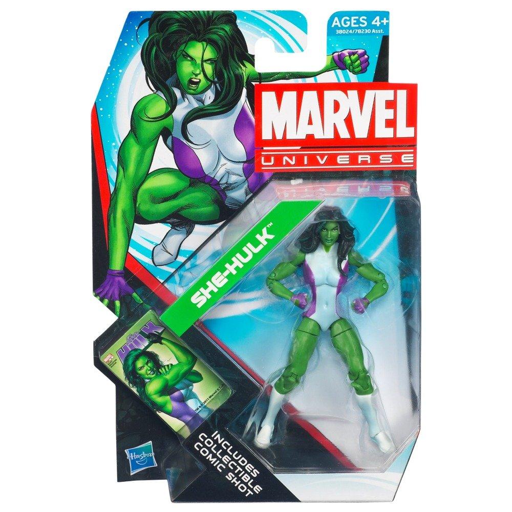 She Hulk Marvel Universe Actionfigur kaufen