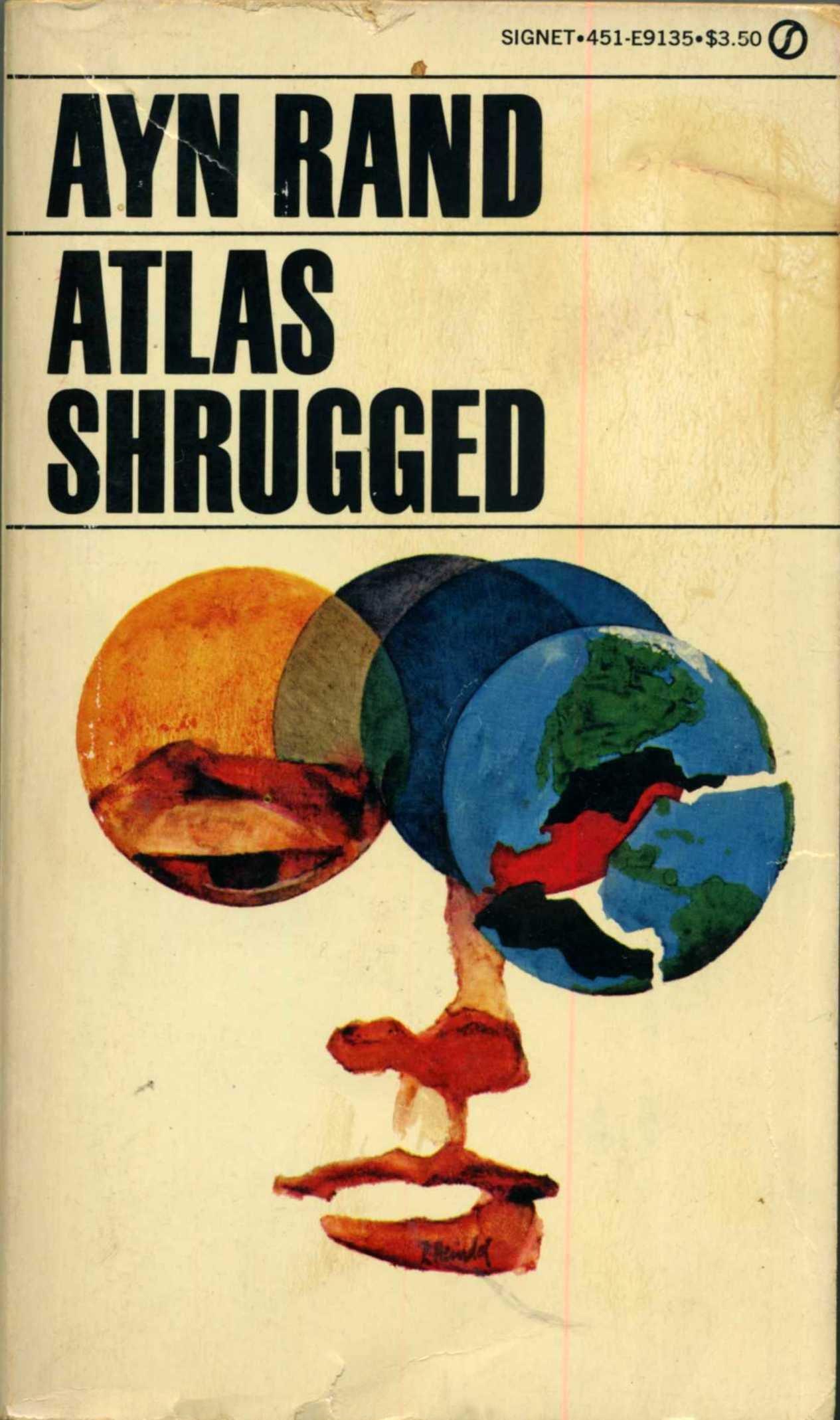 Atlas Shrugged, Rand, Ayn