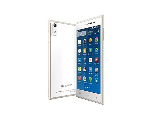 Blackview ARROWWT Smartphone débloqué (5 pouces - 16 Go) Blanc (import Espagne)