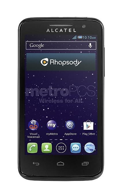 Alcatel One Evolve Prepaid Phone MetroPCS