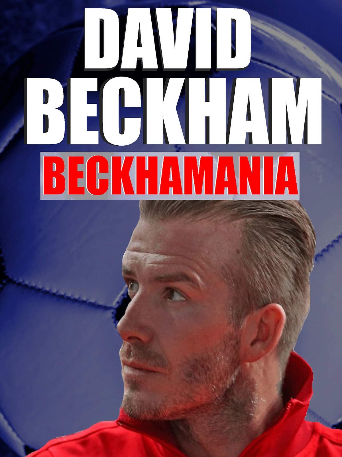 David Bechham Bechhamania