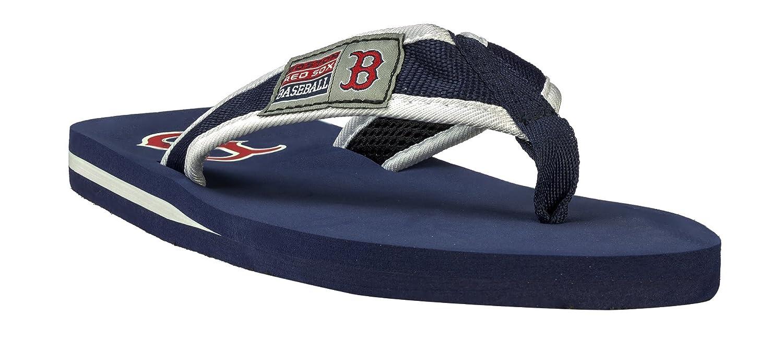 MLB Mens Locker Label Contour Flip - Flop - Pick Team цена и фото