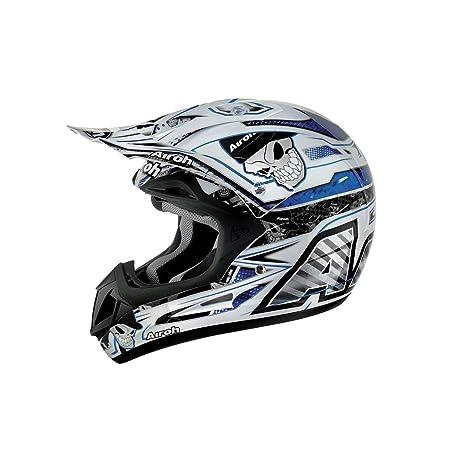 Airoh casque de moto jM18 jumper, bleu