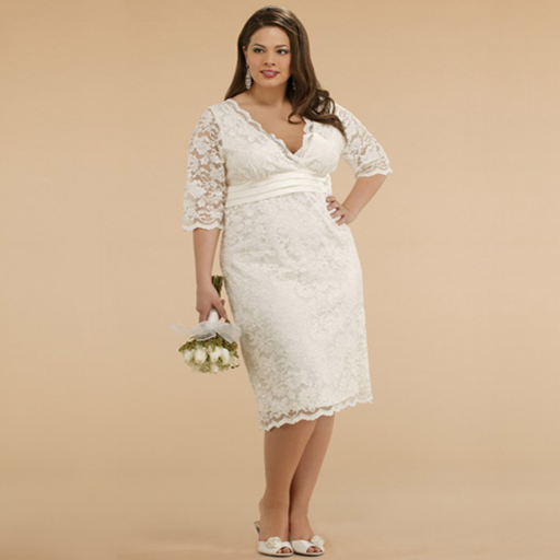 Plus Size Bridesmade Dress Design  Vol 1